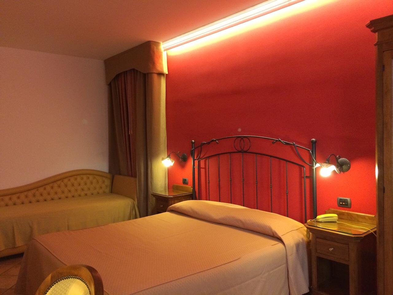 Camera - Hotel Trinacria