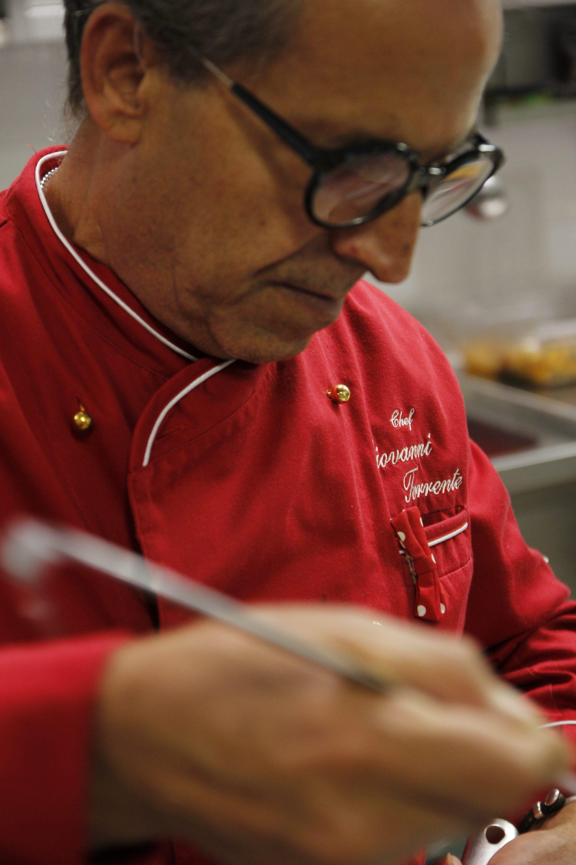 Chef Giovanni Torrente - Hotel Ristorante Trinacria