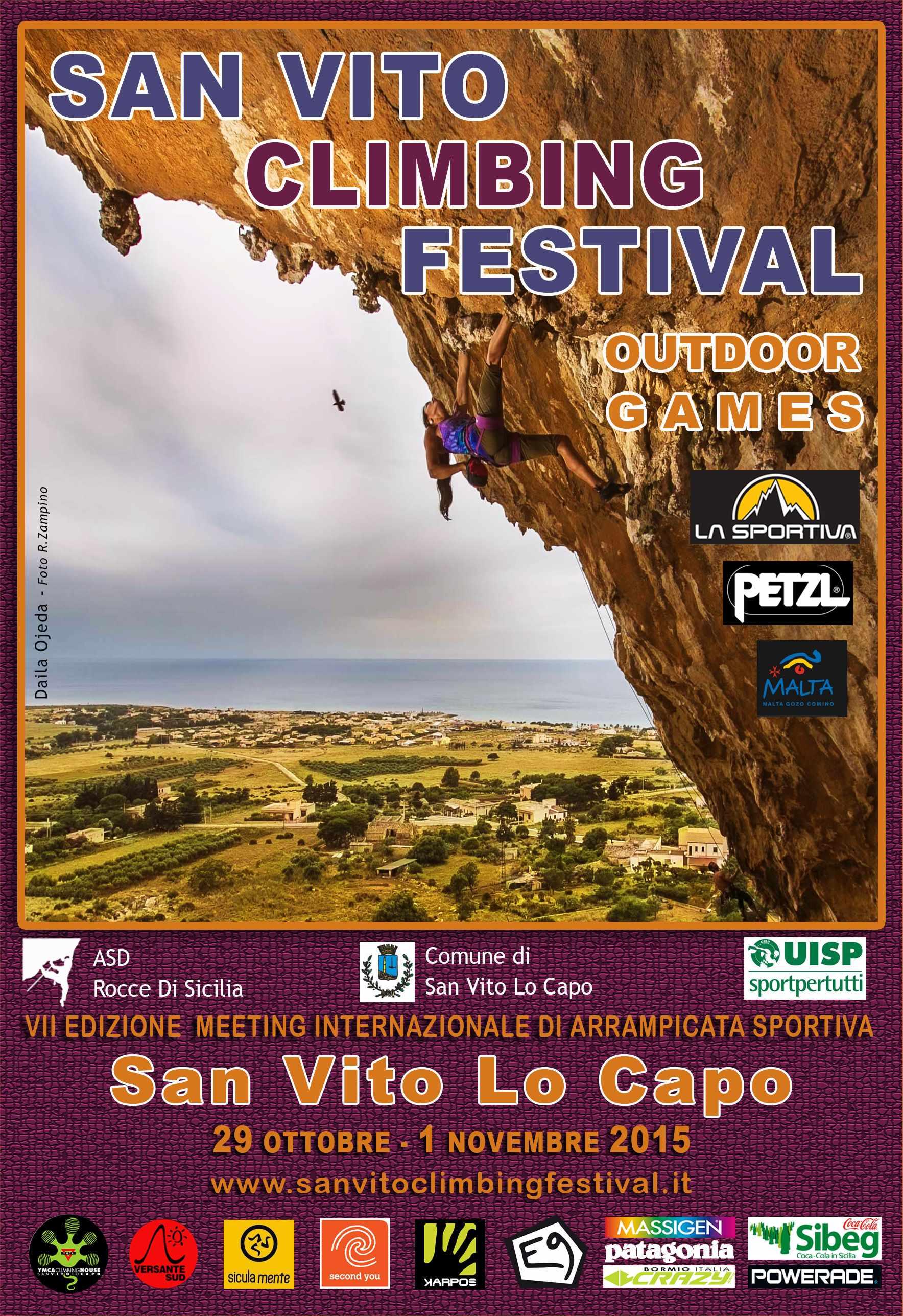 San Vito Climbing - Hotel Trinacria
