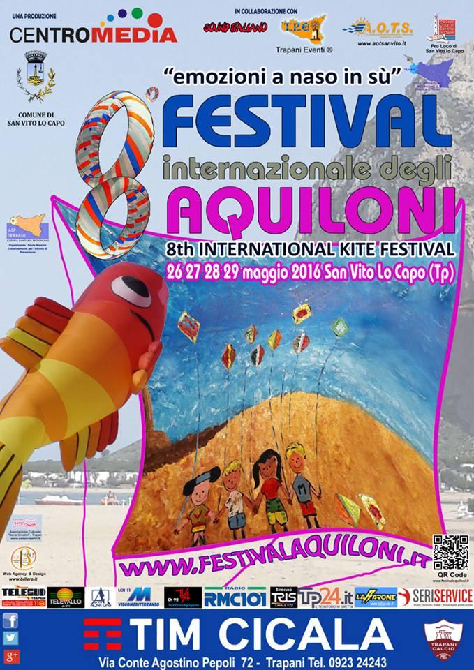 Festival degli Aquiloni San Vito Lo Capo - Hotel Trinacria