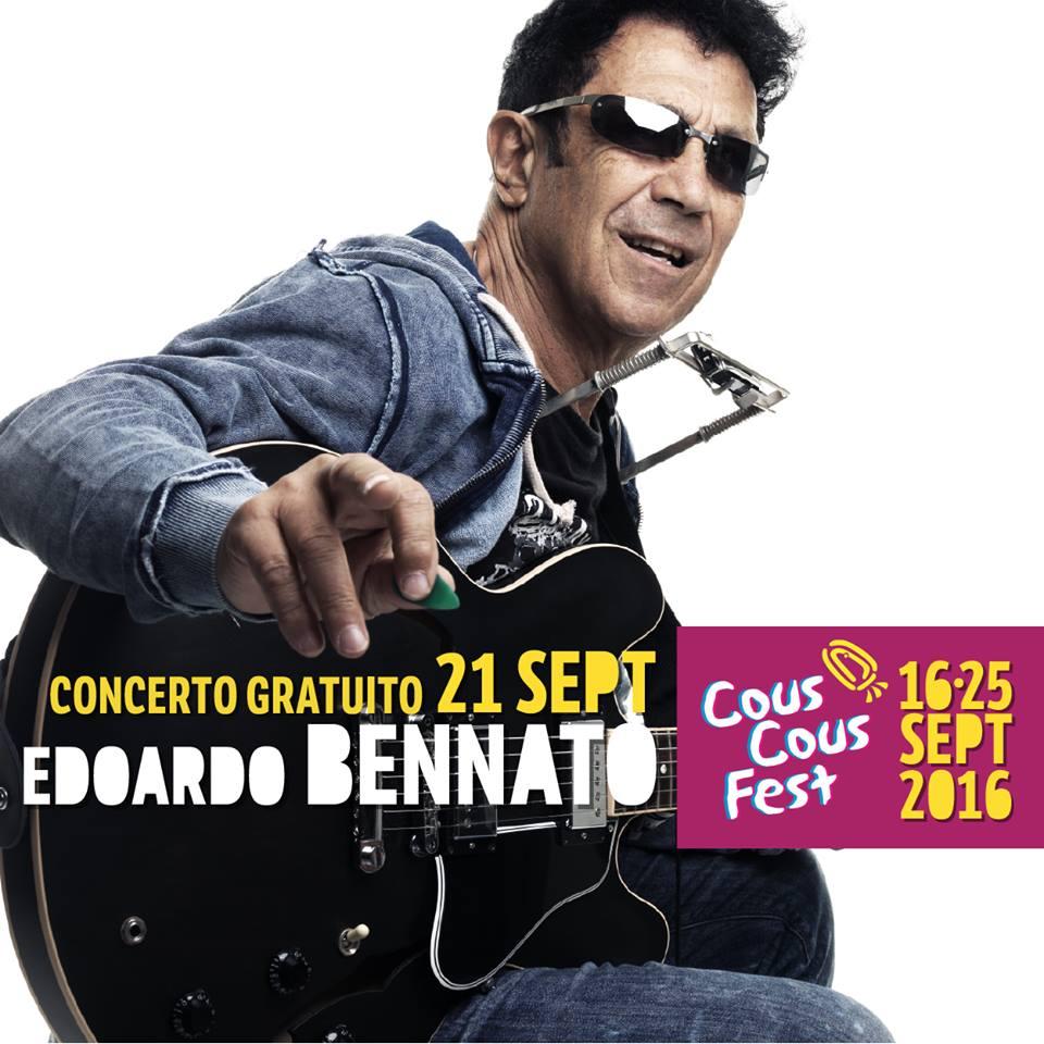 Edoardo Bennato Cous Cous fest