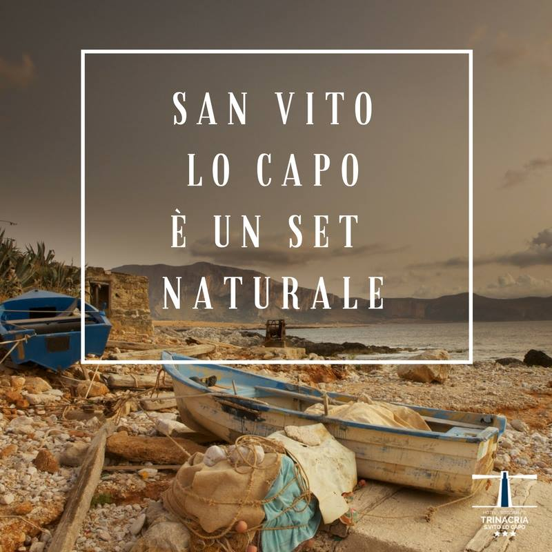 San Vito Lo Capo nei film - Hotel Trinacria