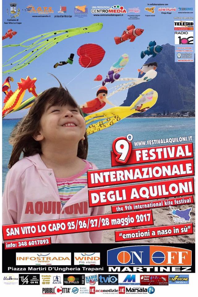 Festival degli Aquiloni - Hotel Trinacria