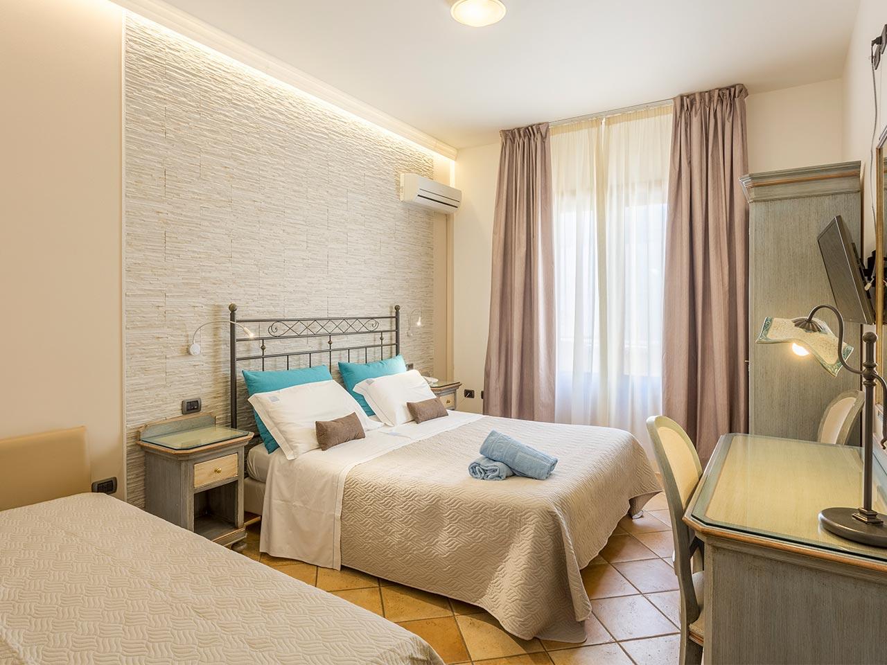 Our Rooms - Hotel Trinacria - San Vito Lo Capo