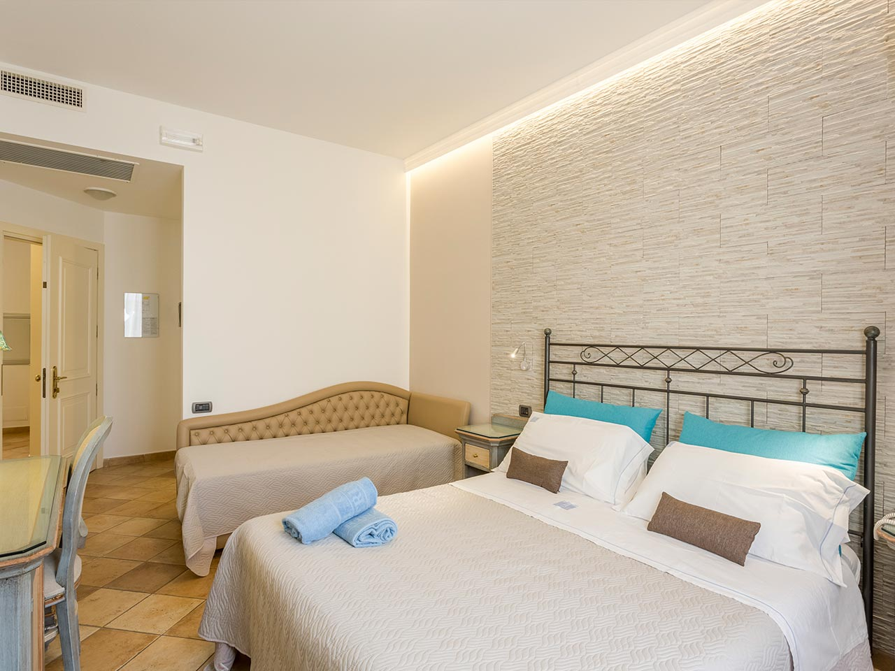 Our Rooms - Hotel Trinacria - San Vito Lo Capo