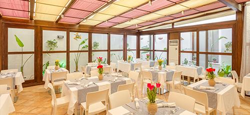 Il nostro ristorante - Hotel Trinacria - San Vito Lo Capo