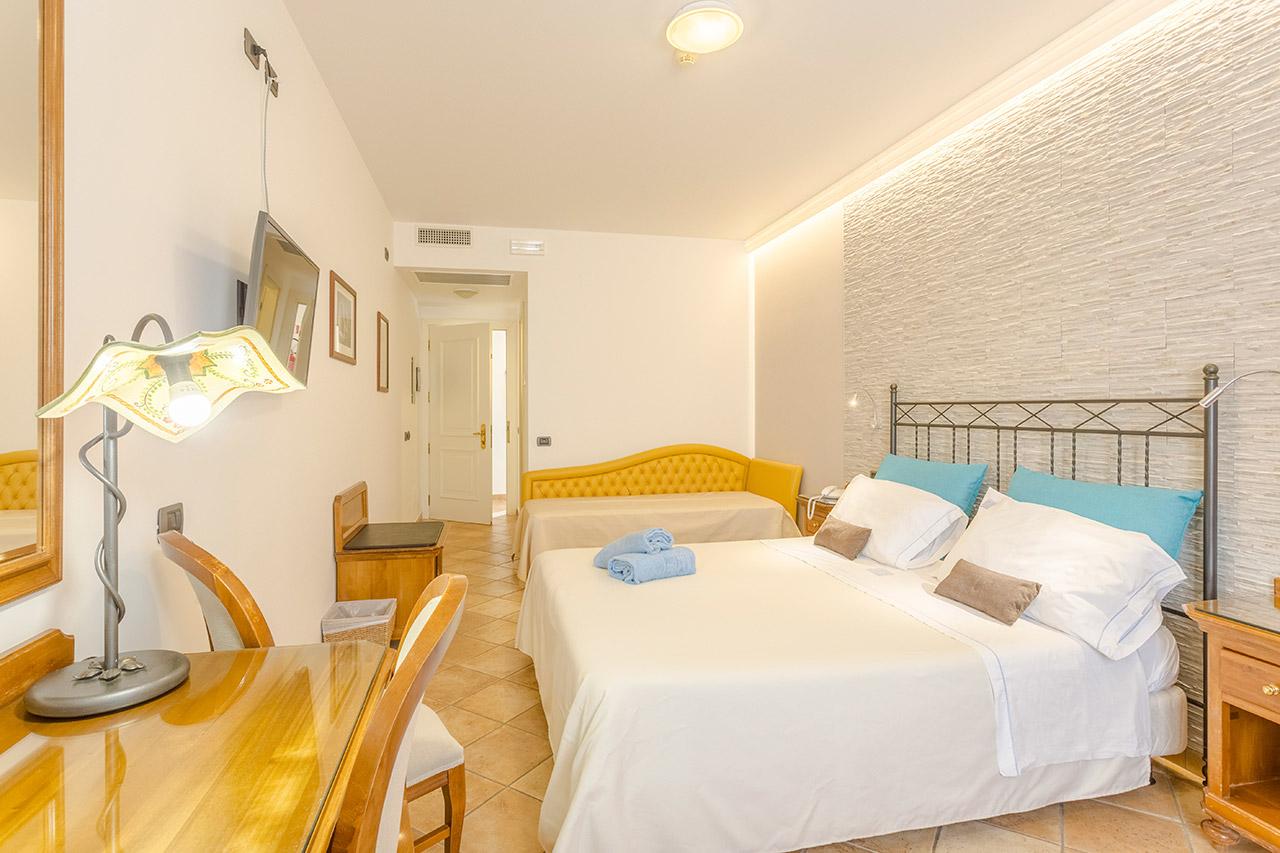 Le nostre Camere - Hotel Trinacria - San Vito Lo Capo