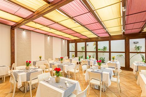 La sala - ristorante san vito lo capo - Hotel Trinacria