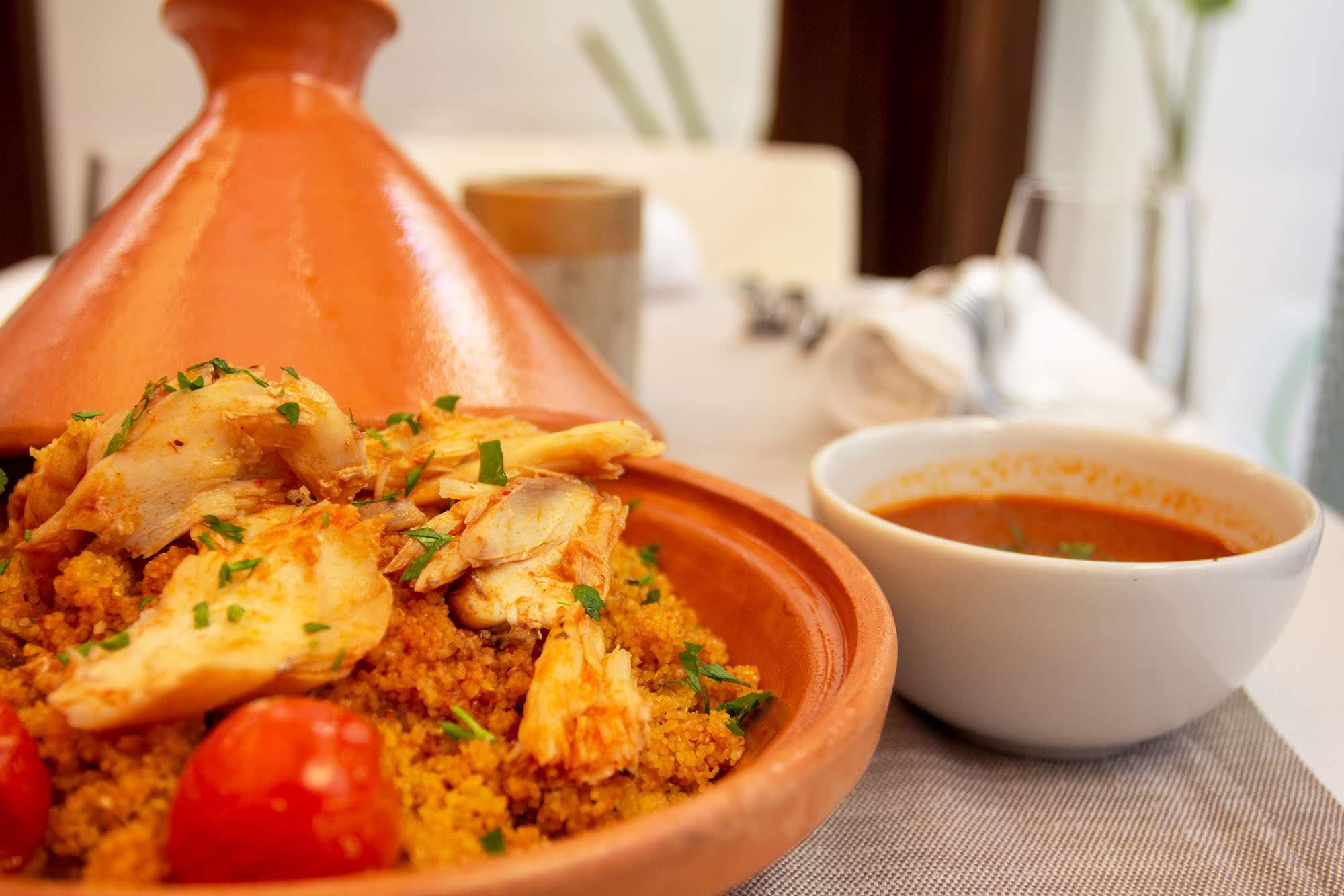 Cous Cous di Pesce - ristorante san vito lo capo - Hotel Trinacria