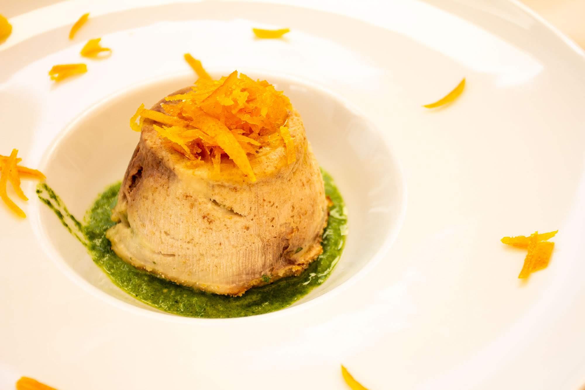 Tortino - ristorante san vito lo capo - Hotel Trinacria